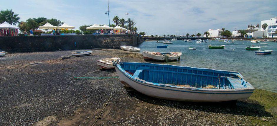 Lanzarote airport transfers to Arrecife