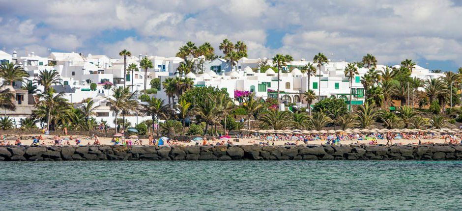 Lanzarote airport transfers to Costa Teguise
